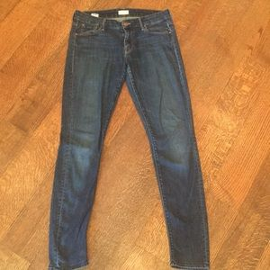 Mother Denim Jeans in medium wash